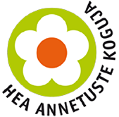 Hea annetuste koguja logo